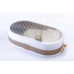 Islamic Oval inscription box