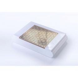 Islamic Square inscription box